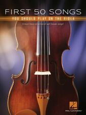 First 50 Songs You Should Play on the Viola A Must-Have Collection 000322939