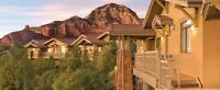 Wyndham Sedona Resort, Sedona, Arizona - 2 BR  DLX  - Jan 24 - 29 (5 NTS)