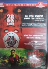 28 Days Later / 28 Weeks Later / The Return of the Living Dead (DVD) (3)
