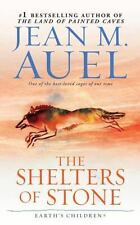 THE SHELTERS OF STONE unabridged audio book CD by JEAN M. AUEL  Brand New 33 Hrs