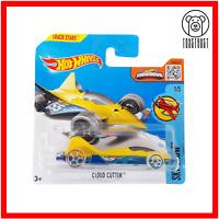 Cloud Cutter HW Sky Show 1/5 Track Stars 136/250 Diecast Hot Wheels Mattel