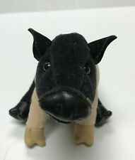 Folkmanis Mini Pig Finger Puppet Rare New