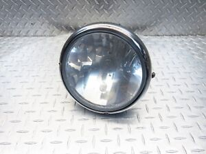 2007 04-08 MOTO GUZZI 750 NEVADA CLASSIC HEADLIGHT HEAD LAMP HIGH BEAM TESTED