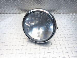2007 04-08 MOTO GUZZI 750 NEVADA CLASSIC HEADLIGHT HEAD LAMP HIGH BEAM TESTED