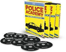 Police Academy 1-7 - The Complete Collection [Blu-ray] NEU DEUTSCH 1+2+3+4+5+6+7