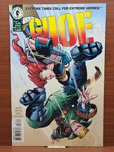 GI JOE 3 1996 Dark Horse Comics 9.4 HIGH GRADE 3713