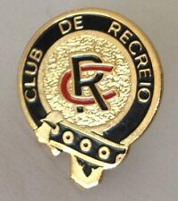 Club De Recreio Bowling Club Badge Rare Vintage (M7)