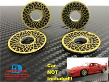 Wheel discs Ferrari F40 1/18