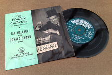 """ The Wallace Collection "" Ian Donald Swann hervorragender UK Original Probe EP"
