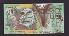 Australia political note $90 Howard's Mates Rich GST Exposed G-514