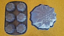 New. Silicone Cake Pan & Muffin/Cupcake Pan