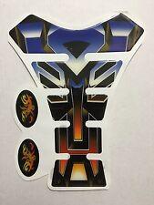 Transformer Motorcycle Gas Tank Pad Protector Suzuki Yamaha Kawasaki & More