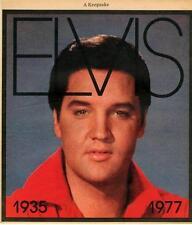 Elvis Presley - Souvenir - Courier Journal - Louisville, Ky. -  16 Pages  - 1977