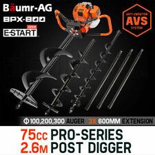 Baumr-AG PHDPTLBMRA8C0 Post Hole Digger