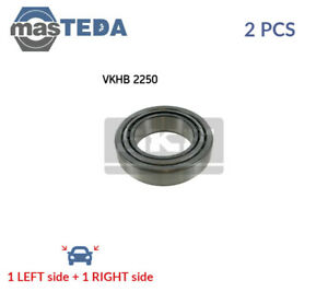 2x SKF FRONT OUTER WHEEL BEARING KIT SET VKHB 2250 I NEW OE REPLACEMENT