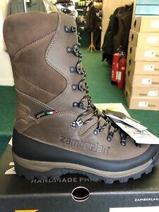 Zamberlan Kodiak GTX RR Hunting Stalking Boots Gore-Tex Vibram Brown