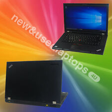 Lenovo Thinkpad T530 Laptop Core i5-3320M 2.60GHz 4GB Ram 320GB HDD Warranty
