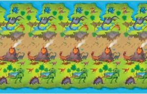 Dinosaur Plastic Tablecover
