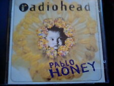 Radiohead, pablo honey lp cd,ex