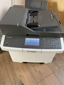 Lexmark CX410DN Multifunctional Colour Laser Printer / wifi / air print