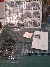 1/35 88mm Flak 36/37 Gun and crew by Tamiya