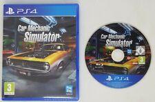 Car Mechanic Simulator (PS4) EXCELLENT CONDITION UK PAL Free UK POST