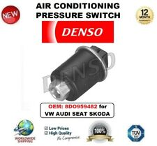 DENSO AIR CONDITIONING PRESSURE SWITCH OEM: 8DO959482 for VW AUDI SEAT SKODA