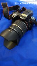 Sony slt-a55v SLT-cámara digital (16 megap + lente TAMRON di II 18-200mm