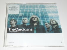 CARDIGANS - ERASE / REWIND - 1998 UK 3 TRACK ENHANCED CD SINGLE