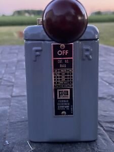 Furnas R44R Reversing Drrm Controller Switch NOS
