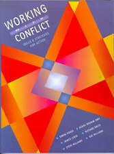 Working with Conflict: Skills and Strategies for Action, Good Condition Book, Wi