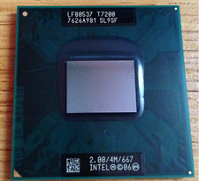 Free shipping Intel Core 2 Duo T7200 2GHz Dual-Core  Processor