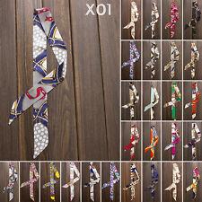 pour femmes Tendance écharpes TWILLY RUBAN Attaché sac poignée décor écharpe