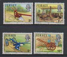 Jersey - 1975, Agriculture Ensemble - MNH - Sg 119/22