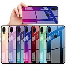 COVER per Huawei Honor View 10 Lite Gradient Glass con RETRO VETRO TEMPERATO