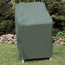 Schutzhülle für Stapelstühle PE Stuhlhülle Stuhlhaube 65 x 65 x 110//150 cm