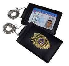 Badge - Permit - Concealed Weapon & ID Necklace
