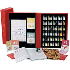 Le Nez Du Vin - 54 Aromas Wine Aroma Kit - English Version