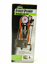 Slime 2061-A Foot Pump Bicycle Tire Inflator