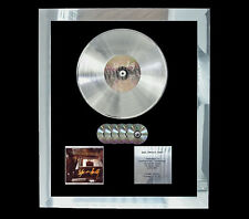 NOTORIOUS BIG LIFE AFTER DEATH  MULTI (GOLD) CD PLATINUM DISC FREE POSTAGE!!