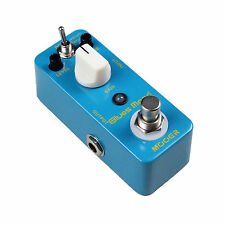 New Mooer Blues Mood Classic Blues Overdrive Micro Guitar Effects Pedal!