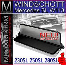 WINDSCHOTT für Mercedes SL W113 Pagode 230SL 250SL 280SL wind deflector pagoda