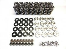 """Brian Tooley Racing BTR Dual Spring Kit .660"""" Lift LS Engines - Steel Retainers"""