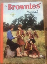 More details for the brownies annual 1962 purcell thames publishing co illustrated jennetta  vise