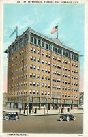 1926 VINTAGE SUWANNEE HOTEL ST. PETERSBURG, FLORIDA POSTCARD - sent to Sarasota