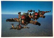 Cartolina Scuola Militare Di Paracadutismo
