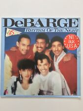DeBarge Rhythm Of The Night Vinyle Maxi 45 Tours