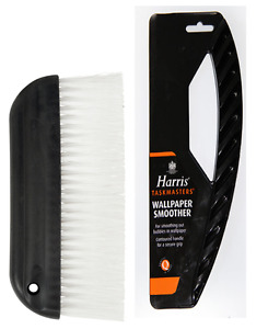 NEW HARRIS LINING PAPER SMOOTHER/PASTING BRUSH PASTE DECORATING TOOL