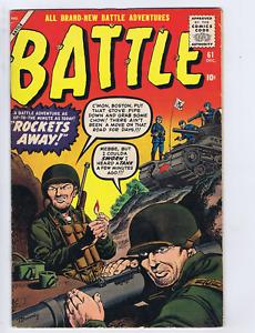 Battle #61 Atlas 1958