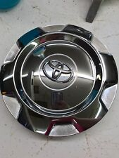 2014 2015 2016 Toyota Tundra OEM Center Hub Cap Chrome 75158 4260B-0C060-A